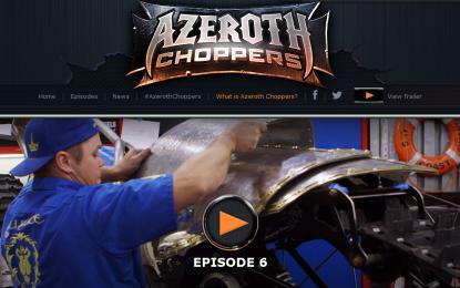 Nuova web serie per decidere il Chopper di Azeroth