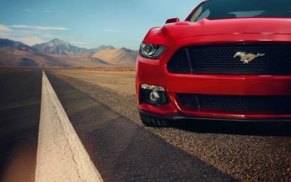 Nuova Mustang: leggenda ed emozioni al Foro Italico