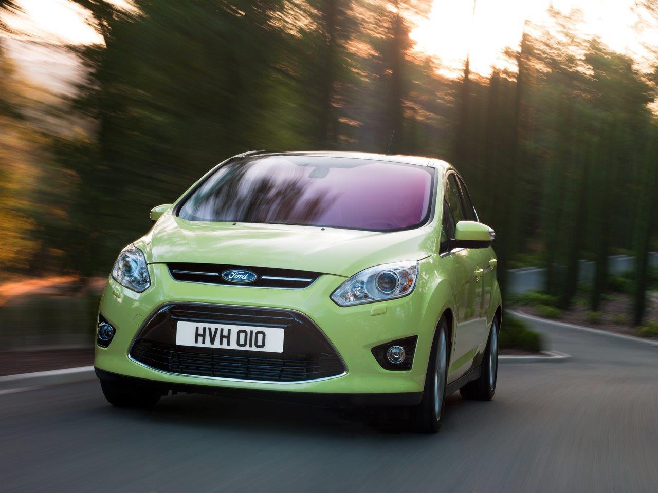 Ford: a maggio ecoincentivi su Fiesta, B-MAX, Focus e C-MAX