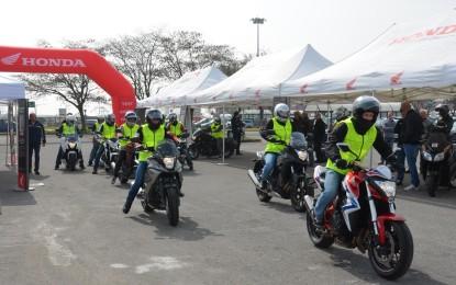 Honda Live Tour alla 28^ Bikers Fest di Lignano