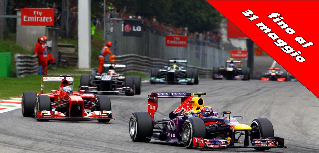 La Formula 1 sempre più vicina a Monza