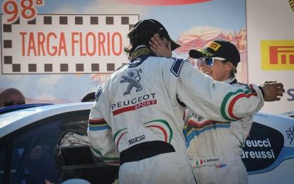 Peugeot conquista la Sicilia!