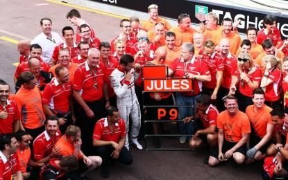 """Booth: """"La Manor è in F1 grazie ai punti di Jules"""""""