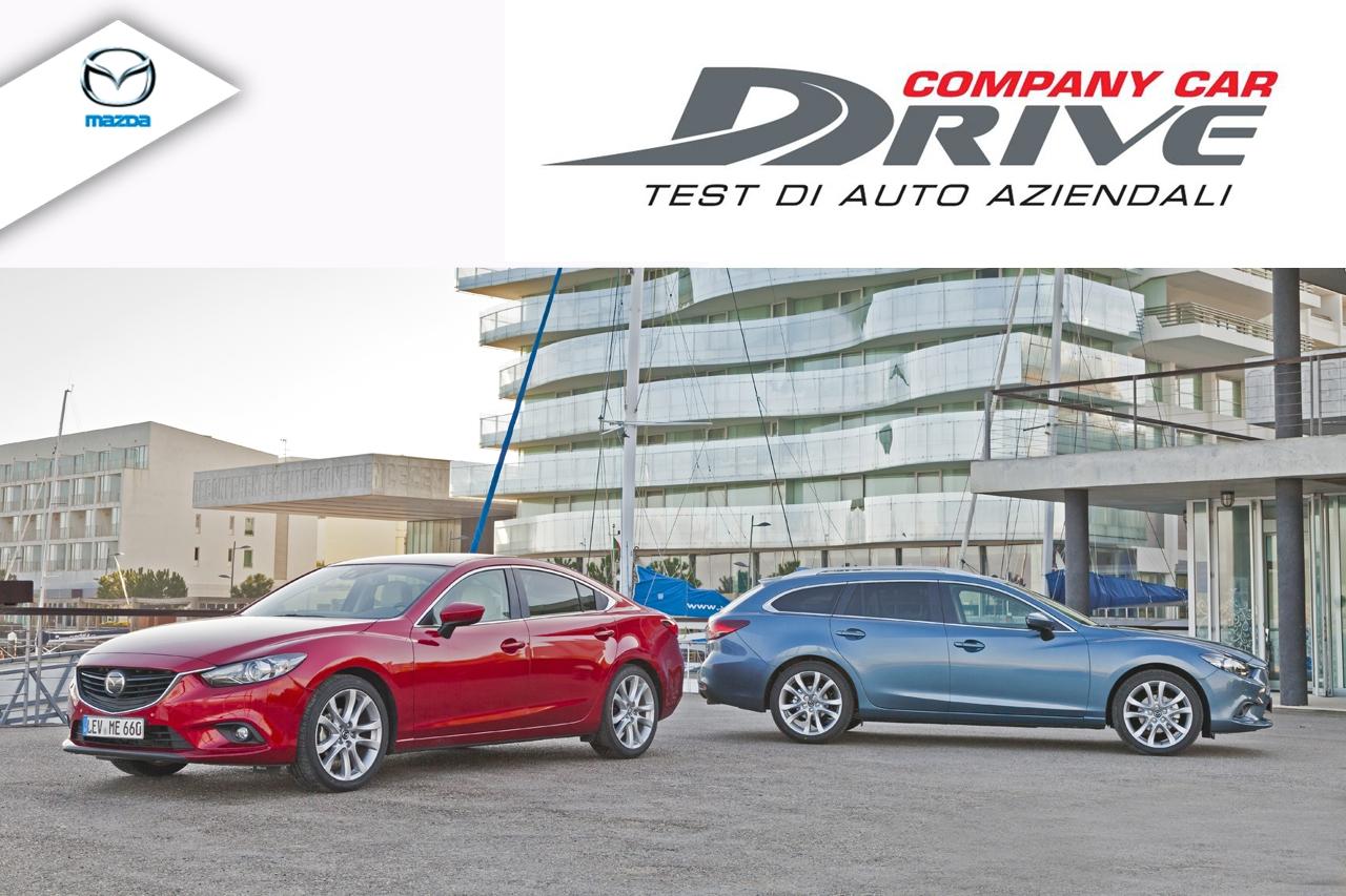 Mazda con le sue novità a Company Car Drive