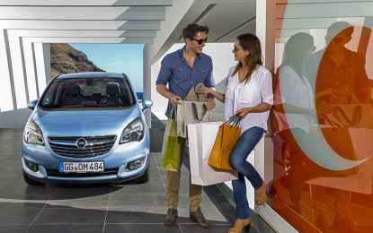 Opel Meriva soddisfa sempre i suoi clienti