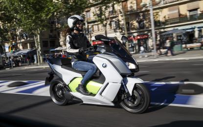 BMW Motorrad nuovo record assoluto in aprile
