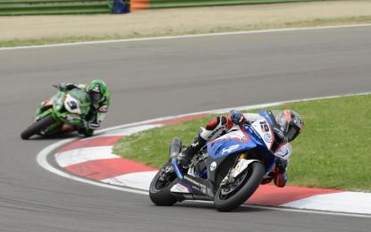 Doppietta per BMW Motorrad Italia SBK Team a Imola