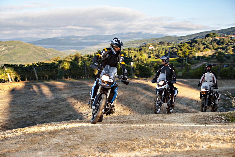 BMW Motorrad GS Academy: le date 2014