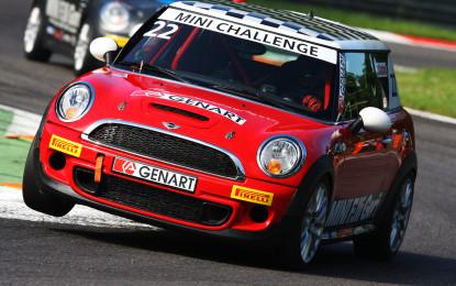 MINI Challenge: Sebasti Scalera in pole a Monza