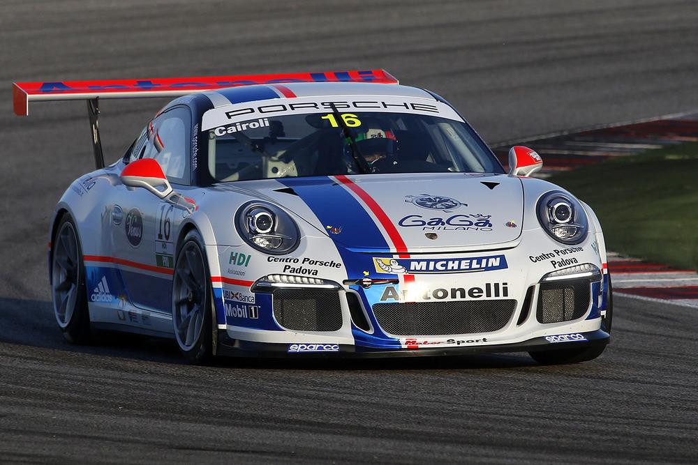 Carrera Cup Italia: Misano lancia Postiglione e Cairoli