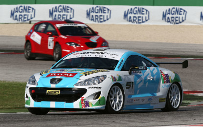CITE: il weekend Peugeot RCZ-R e RCZ-Cup