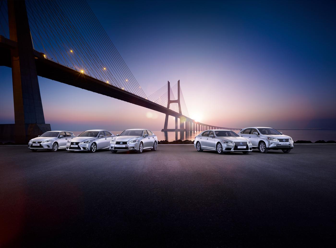 Lexus migliore trend tra i brand premium