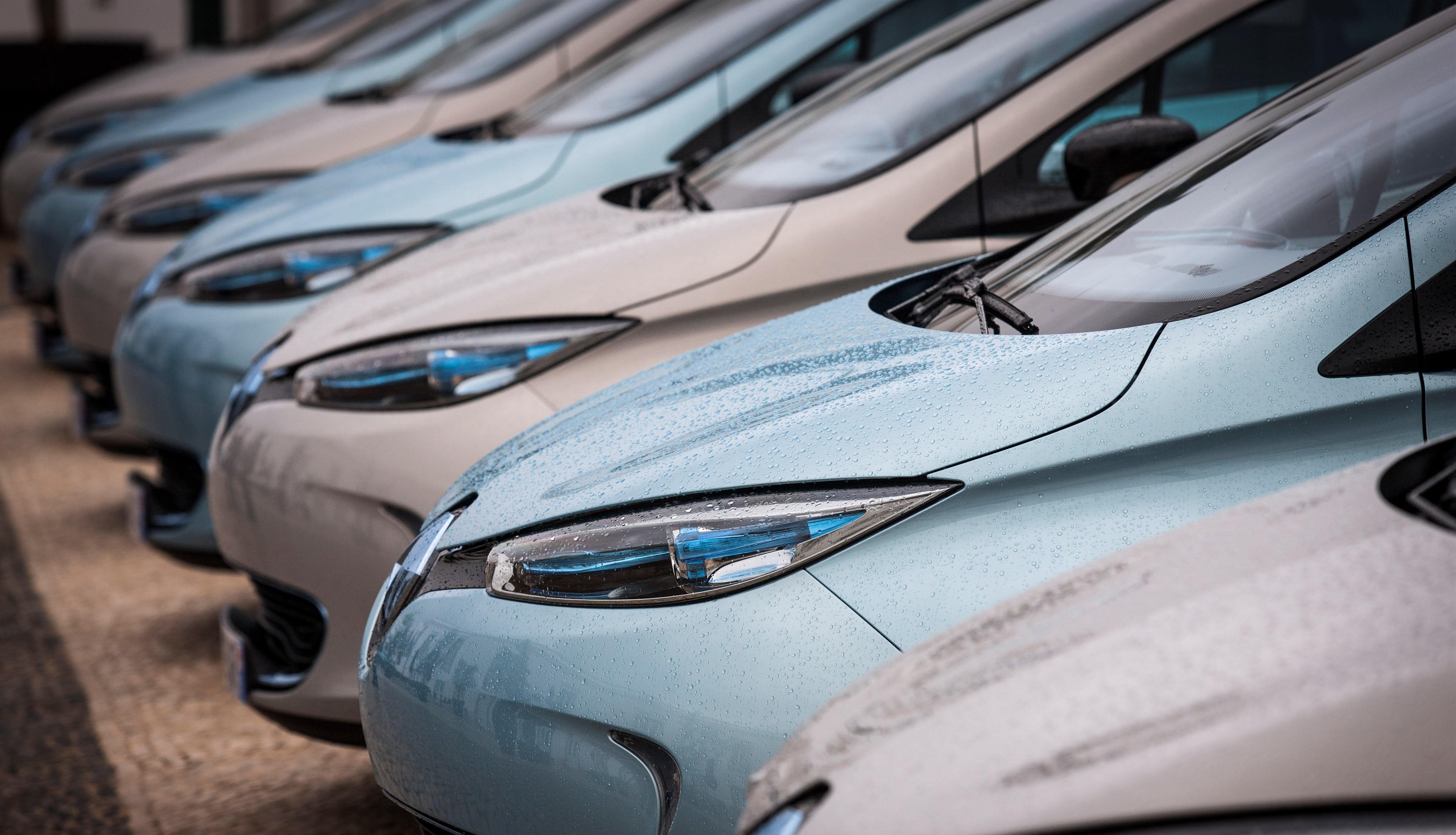 Renault Zoe protagonista dell'econoleggio