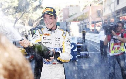 Weekend di successi a Monaco per Sparco