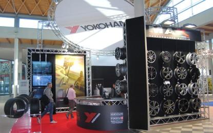 """Yokohama e MAK a """"My Special Car Show"""""""