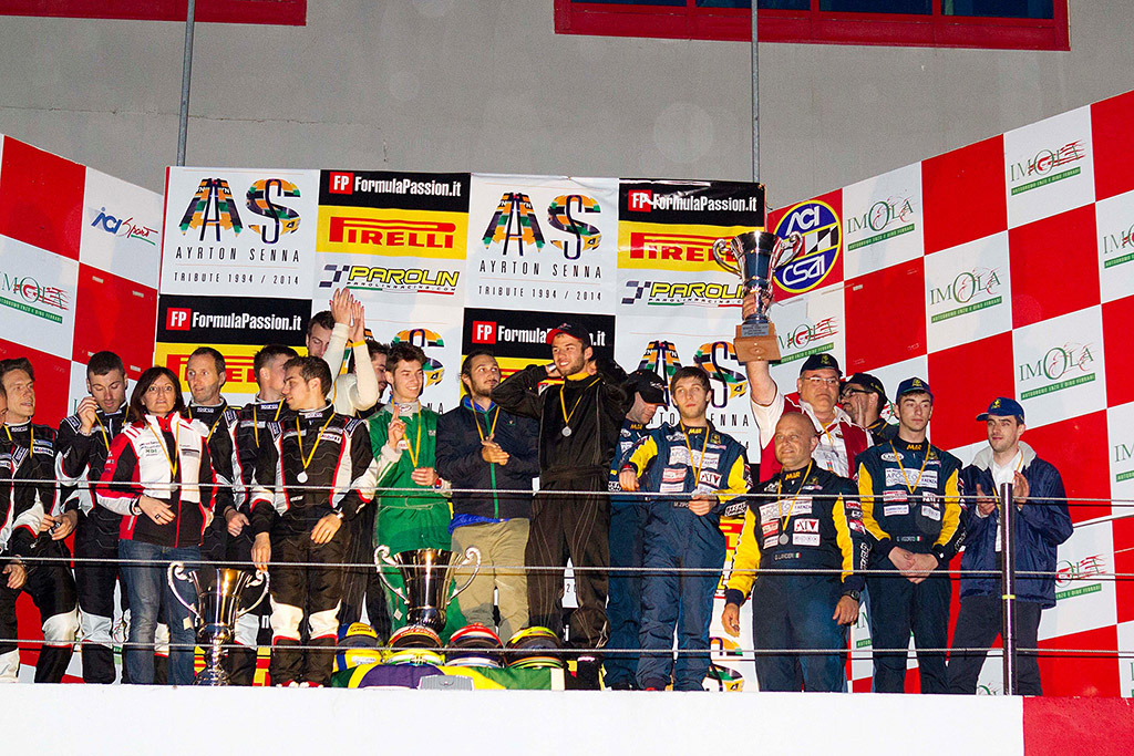 Il Team Minardi a caccia della vittoria nella 24H di Pomposa