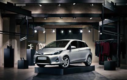 Toyota Yaris Hybrid byD