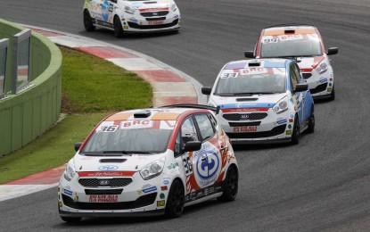 Green Hybrid Cup: a Vallelunga vittorie di Ghione e Torelli