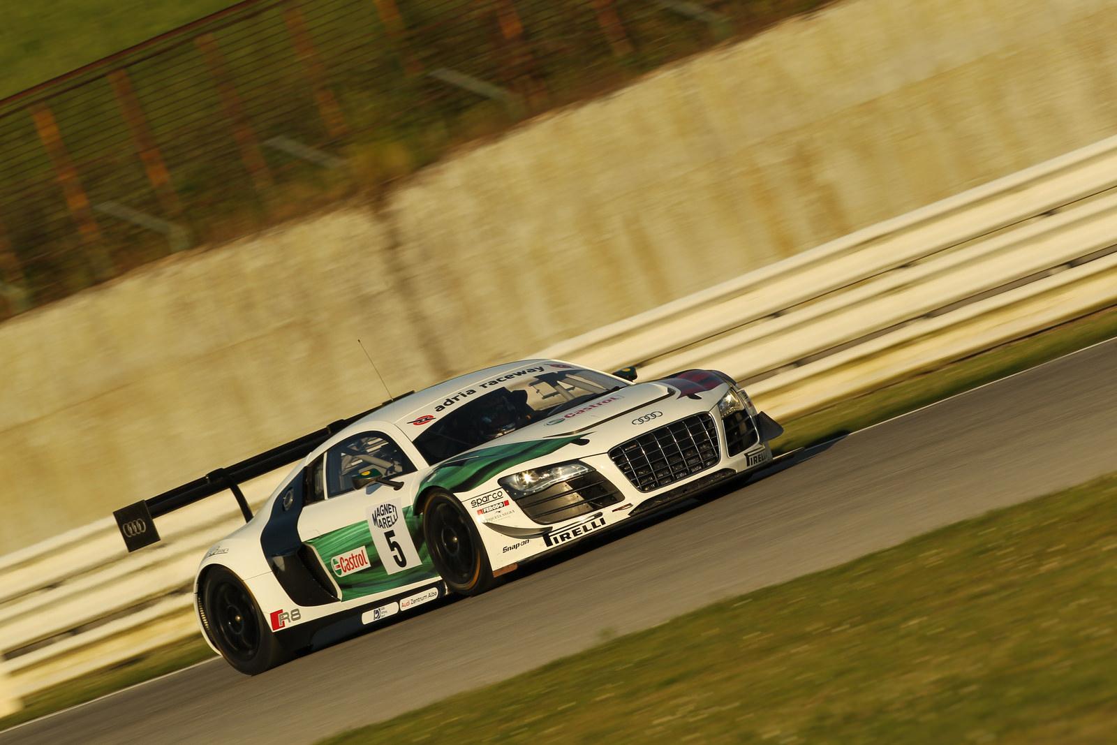 Zonzini e Capello, nuova sfida GT a Monza