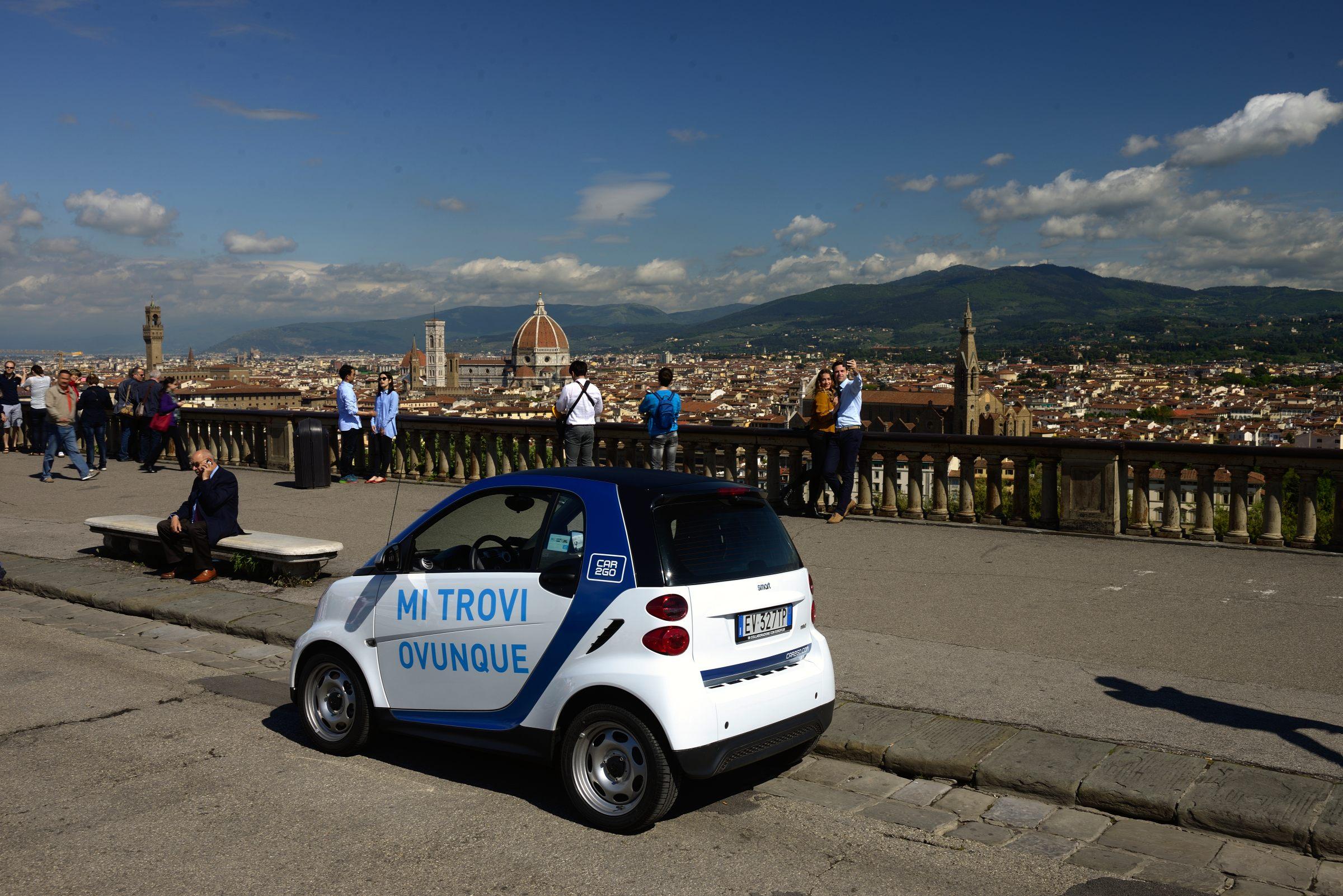 car2go per la soluzione di mobilità più 'smart'