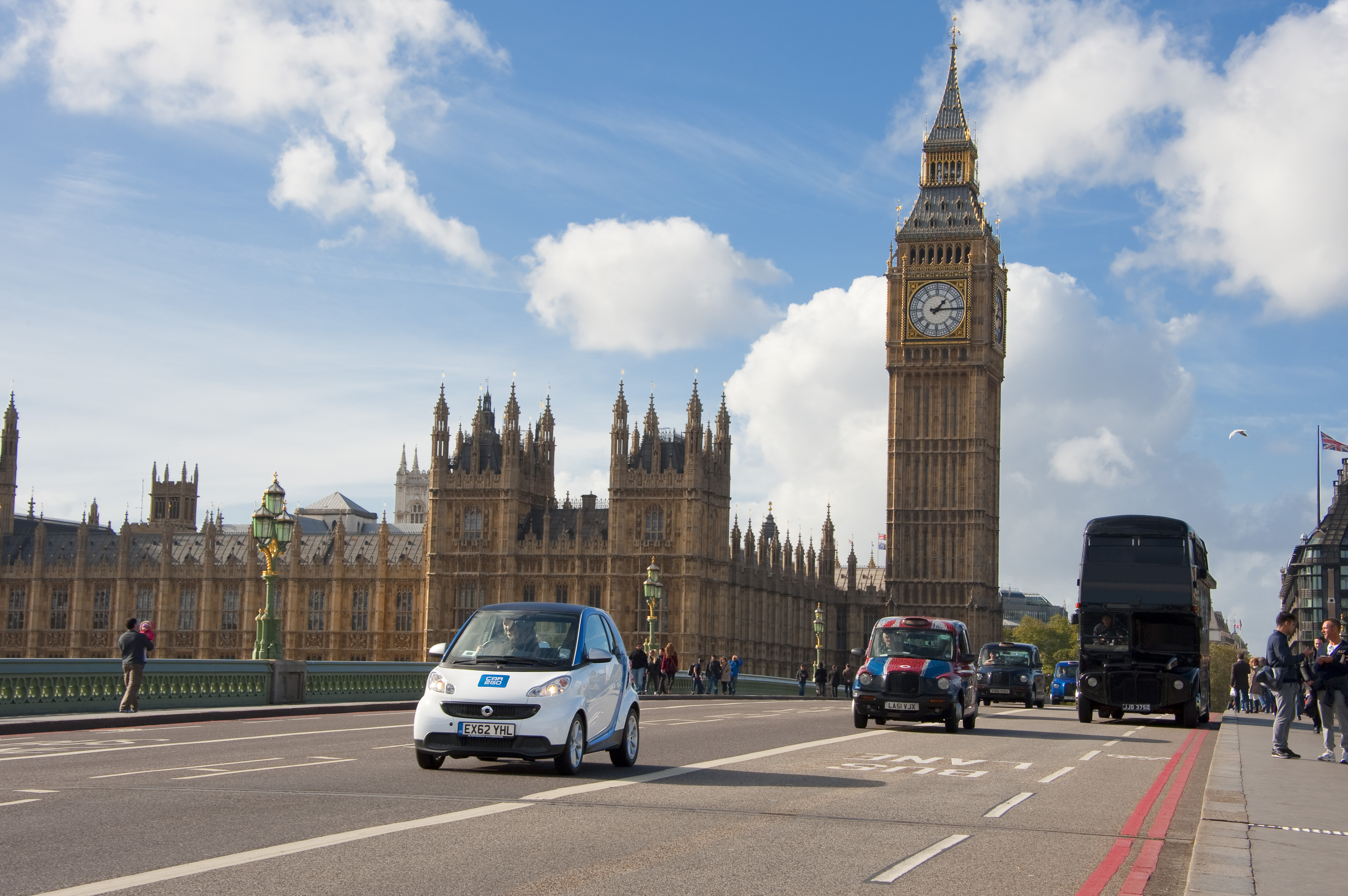 car2go attiva il noleggio in tutta Europa