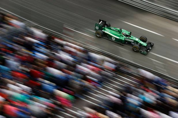 Caterham F1 Team: oltre 1 milione di sterline in meno  di 24 ore