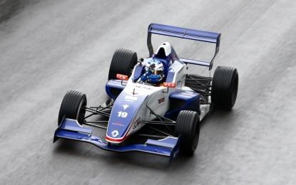 F. Renault 2.0 ALPS: De Vries fa il bis