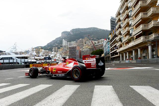 Monaco: giovedì a due facce per la Ferrari