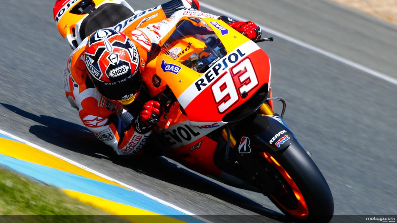 Le Mans: altra pole da record per Marquez