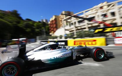 Monaco: prima pole per le supersoft