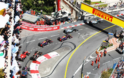 Monaco: debutto per le supersoft
