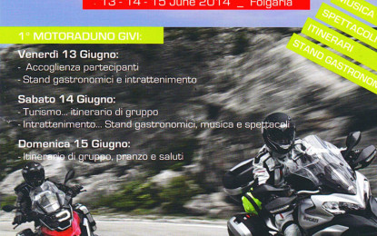 Motoraduno GIVI FOR RIDERS