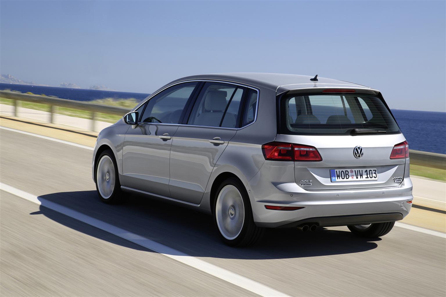 Volkswagen Golf Sportsvan | MotoriNoLimits.com