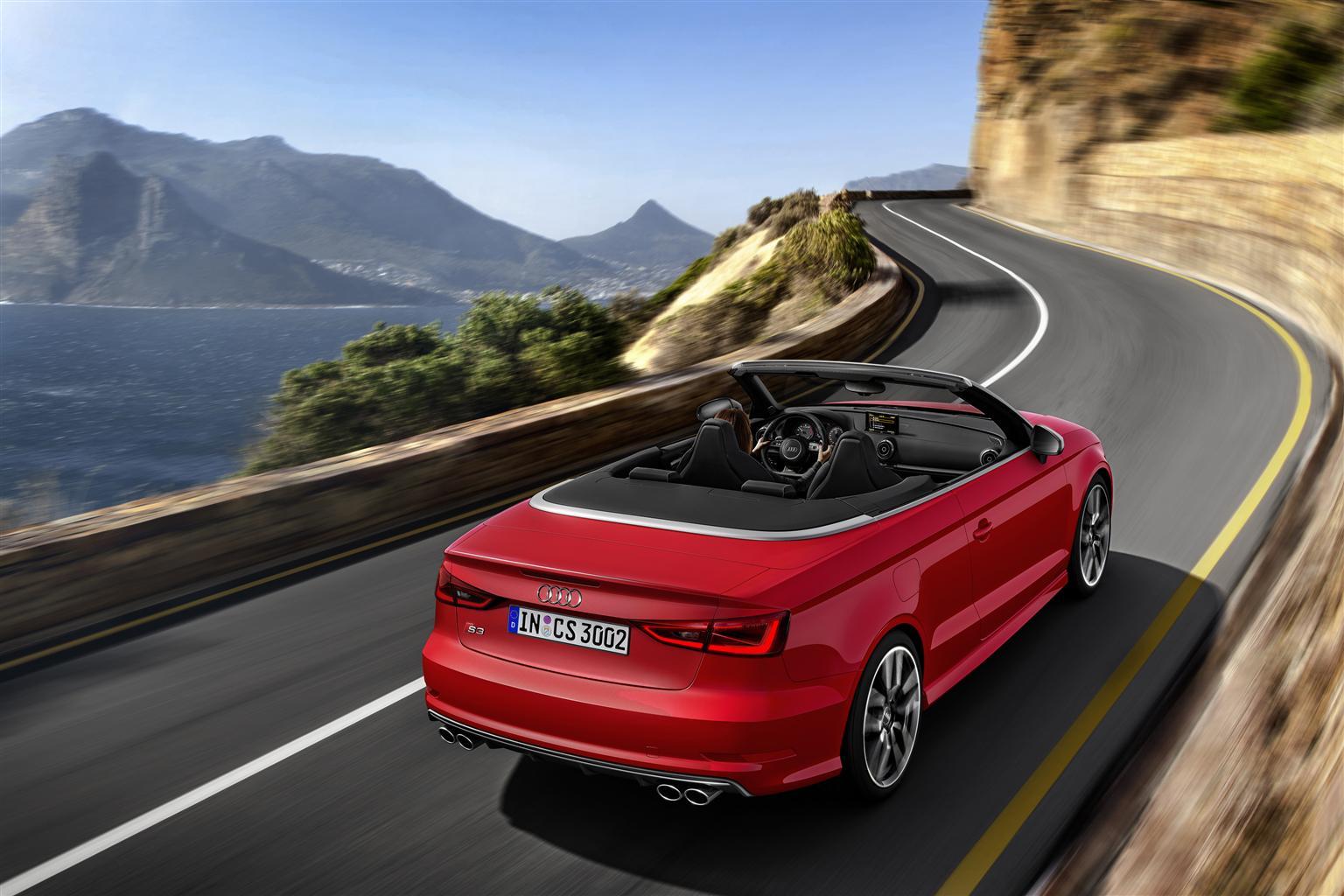 Audi S3 Cabriolet: inizia la commercializzazione