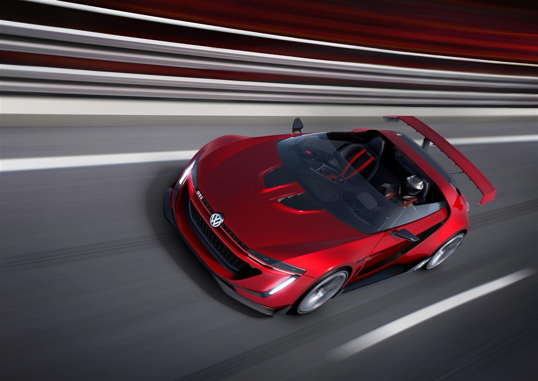 GTI Roadster, la realtà non è più virtuale