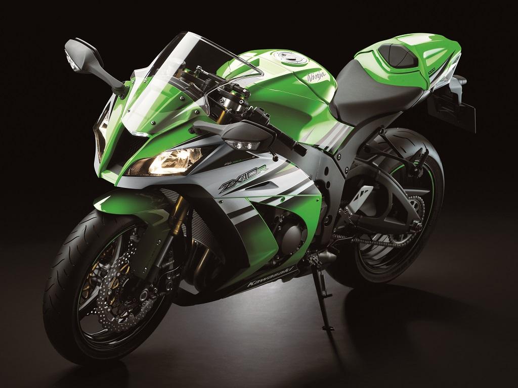 Kawasaki celebra i 30 anni Ninja