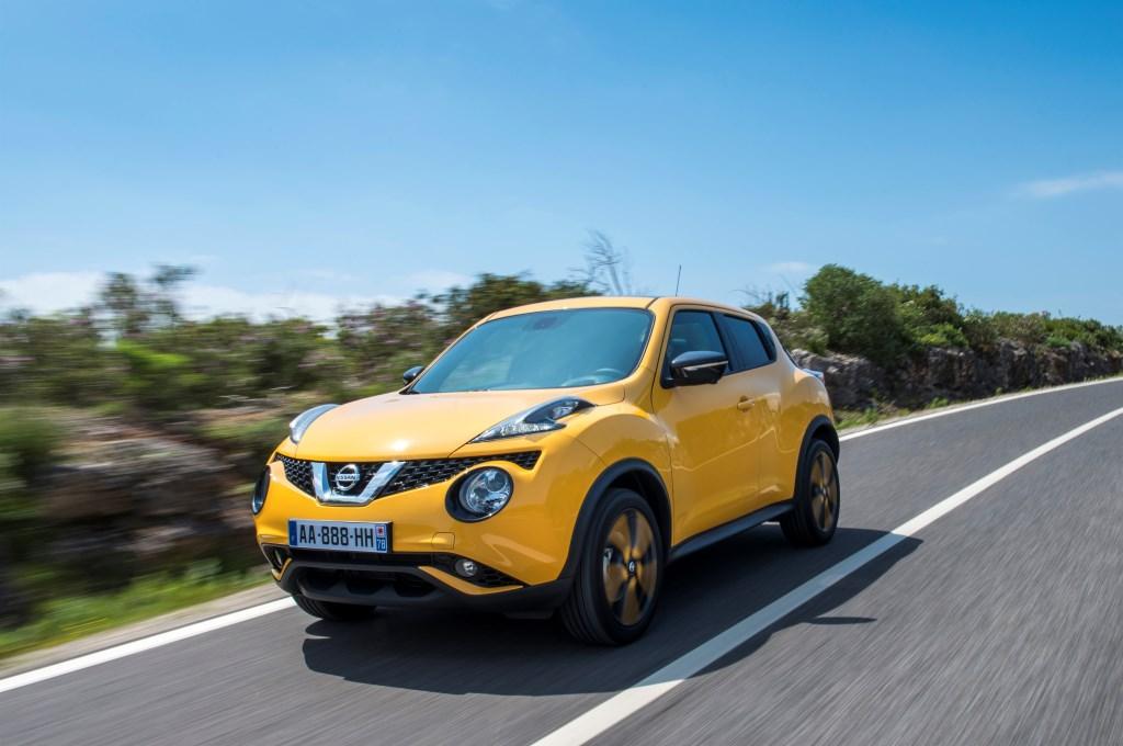 Nissan primo brand asiatico in Europa