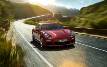 Porsche: 87.800 consegne nei primi 6 mesi