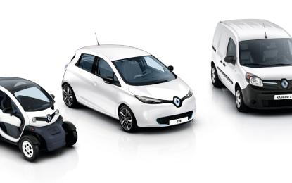 Renault al forum della Sostenibilità