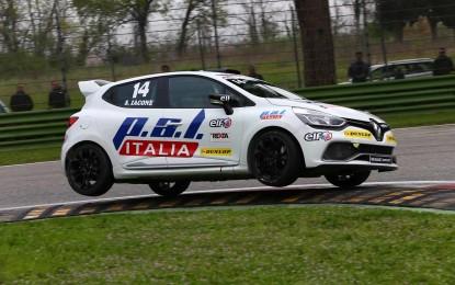 La Clio Cup Italia fa tappa in Austria