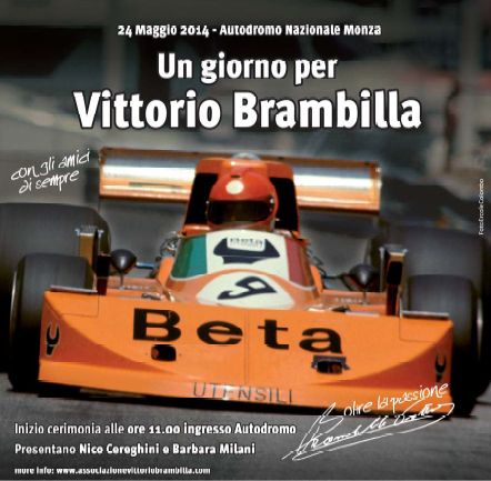 Un giorno per Vittorio Brambilla