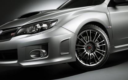 Subaru WRX e WRX STI al top in sicurezza
