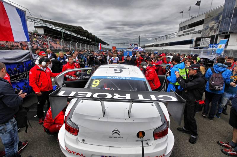 WTCC: grande prestazione Citroën con Muller e López