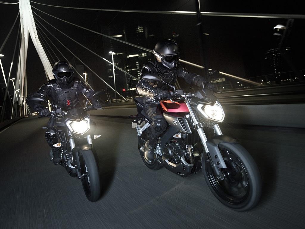 Nuova Yamaha MT-125