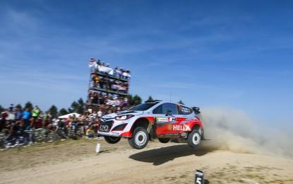 Hyundai Team pronto per il Rally di Polonia