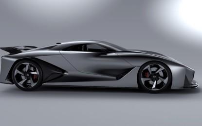 Nissan 2020 Vision: dai videogame alla realtà