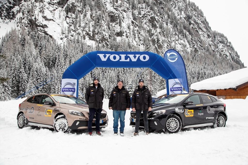 Volvo rafforza la partnership con la Val di Fassa