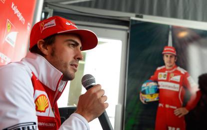 Alonso: il weekend, Mattiacci e i Mondiali di calcio