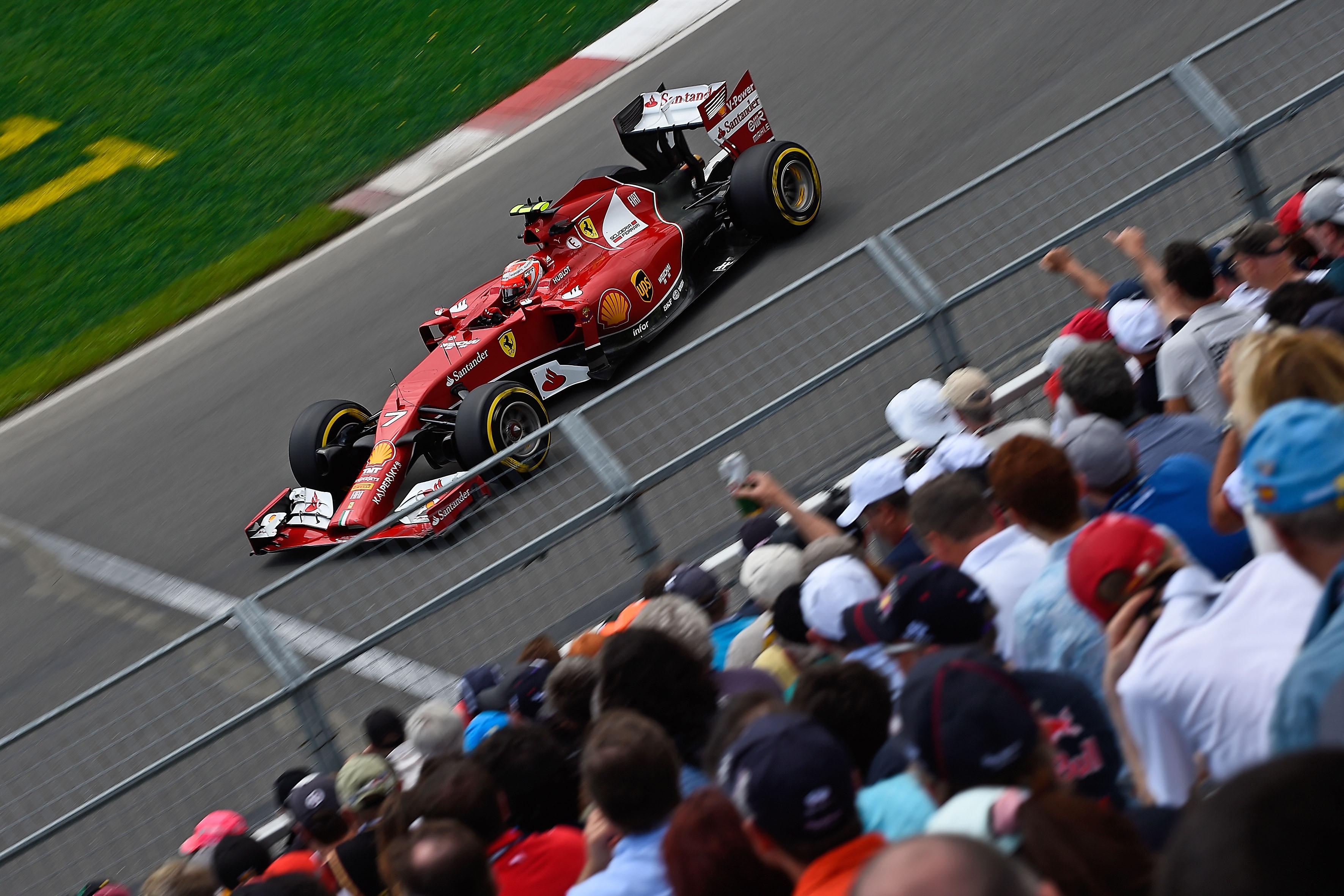 Ferrari: il punto sul venerdì in Canada