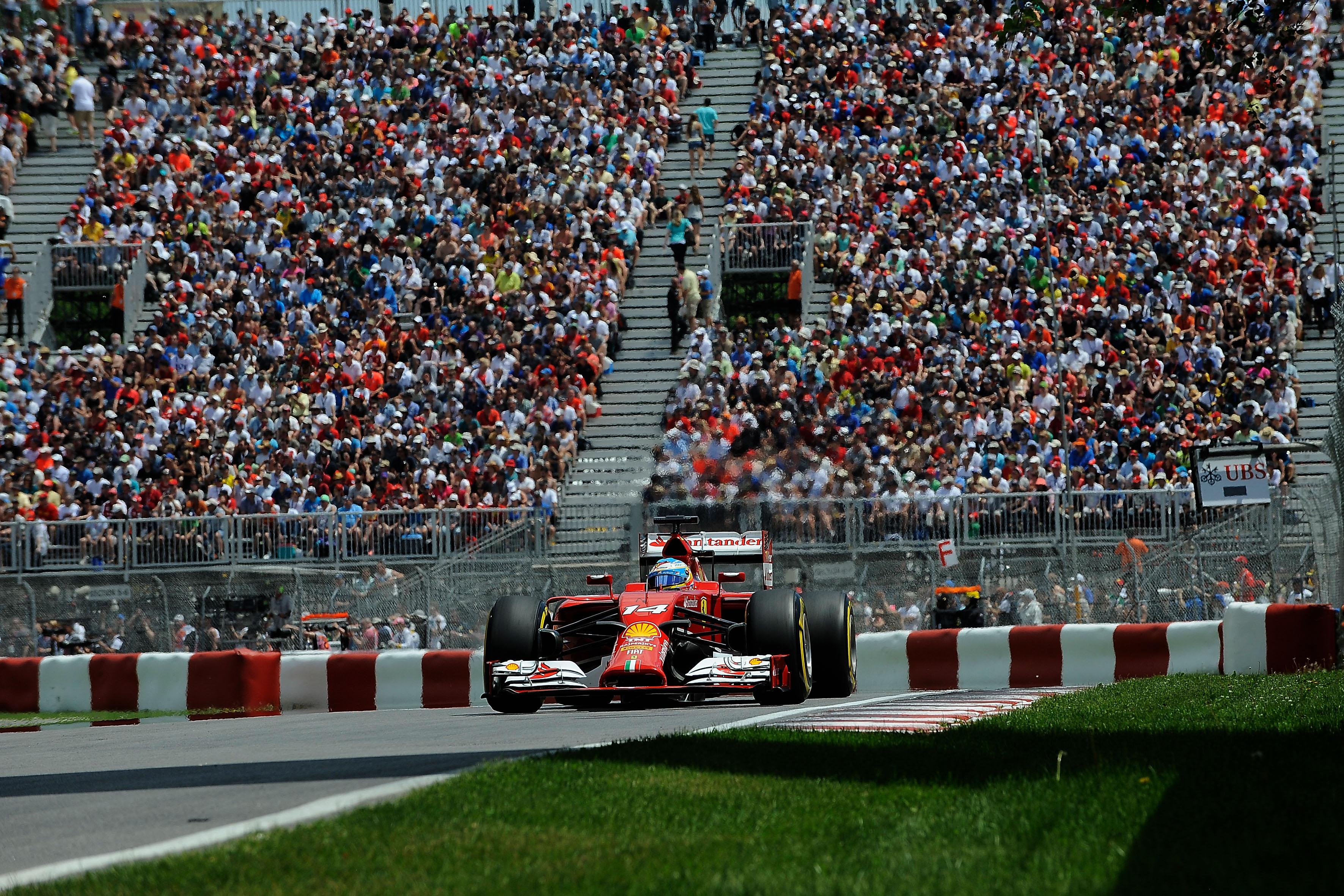 Ferrari: il punto sulla gara in Canada